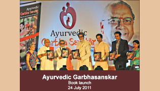 garbhsanskar book launch 315